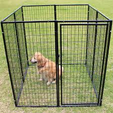Dog Fence 8 Super Heavyduty Fencing Panels Wall Attachable Petjoint