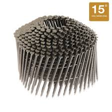 collated snless steel ring shank