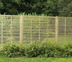 Forest Europa Kyoto Screen 6 X 6 Ft Fence Panel Fence Panels Contemporary Fence Panels 6ft Fence Panels