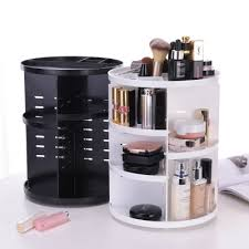 makeup cosmetic organizer 360 degree