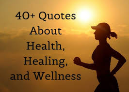 inspirational quotes about health and wellness includes funny