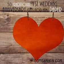 wedding anniversary ideas for him