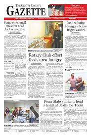 12 12 13 centre county gazette by Centre County Gazette - issuu