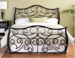 Indus Iron Bed by Wesley Allen | Sleepworks