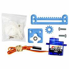 kitronik linear actuator kit feetech fs90