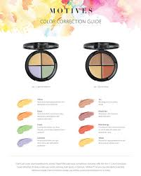 motives color correction guide