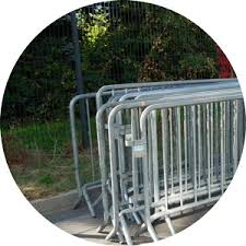 Crowd Control Barrier Hire Steel Barrier Barrier Hire London