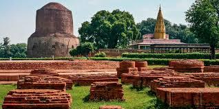 Sarnath and the wheel of Dharma | Cuaderno de Viajes