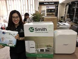 Máy lọc nước AO Smith chính hãng giá số 1️⃣ Việt Nam