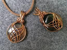 wire wrap jewelry making