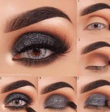 eye makeup tutorial for beginners step