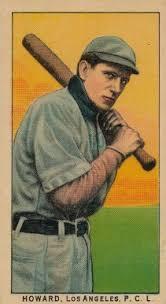 Ivan Howard Baseball Cards