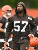 Adarius Taylor, Cleveland, Outside Linebacker