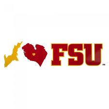 Ferris State State Design Decal Campus Den