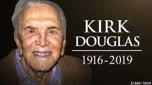 Image result for Kirk Douglas, CNN