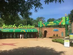busch gardens williamsburg review