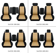 fits ford f150 99 14 cotton car seat