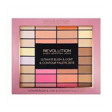 makeup revolution blush light contour