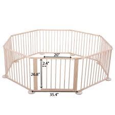 Wooden Playpen For Babies Crib N Playard Best Wooden Playpen