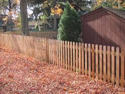 Dog Ear Picket Fences Pioneer Fence Dog Ear Fence Cedar Fence Fence