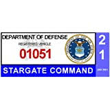 Amazon Com Stargate Sg 1 Vynil Car Sticker Decal Select Size Arts Crafts Sewing