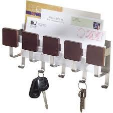 wall mount mail and key rack formbu