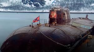 Курск - Атомная Подводная Лодка, История Создания, Конструкция и  Вооружение, Характеристики, Трагическая Гибель ...