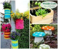 play garden ideas for kids