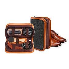 shoe shine kit for men shoe polishing