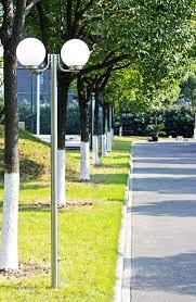 light garden lamp post garden lantern