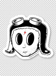 Sticker Pac Man Product Design Open Got7 Sticker Sticker Cartoon Fictional Character Png Klipartz