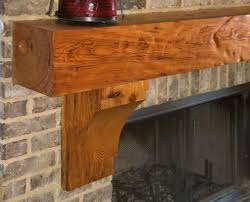 reclaimed wood mantels near asheville
