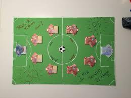Zwei Fußballfans, ein Geldgeschenk. Arminia Bielefeld gegen Bayern München  😊 | Geldgeschenke, Geschenke, Fußball geschenke
