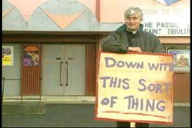 Why do so many Irish Catholics love being mocked by Father Ted?