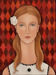 Circus Rose by Alison Thomas on artnet