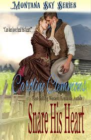 A Writer's Life....Caroline Clemmons: NEW RELEASE, SNARE HIS HEART
