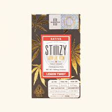 Buy Lemon Twist Liquid Live Resin by STIIIZY at Stash Club