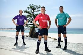 team 21 match officials kit unveiled