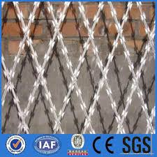 Hot Sale Protection Razor Barbed Wire Philippines Buy Hot Sale Protection Razor Barbed Wire High Quality Farming Barbed Wire Mesh Fence Low Price Pvc Coated Barbed Wire Fastener Product On Alibaba Com