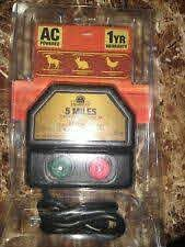 American Farm Works 5 Mile Ac Low Impedance Electric Fence Controller For Sale Online Ebay