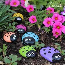 20 easy to make ladybug crafts for kids