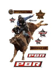Tanner Byrne And Sweetpro S Long John Giant Wall Decal Bulls Pbr Shop