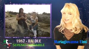 1987 RAI DUE - SERENO VARIABILE - SYLVESTER STALLONE - YouTube