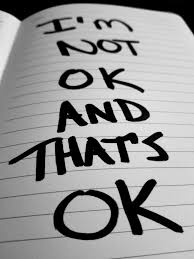 It's OK to Not Be OK: A Blog Post About Seeking Help