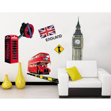 London Things Decal Vinyl Wall Decals By Wallstickersshop Co Uk