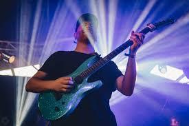 Aaron Marshall / INTERVALS EU tour with... - Aristides Guitars   Facebook