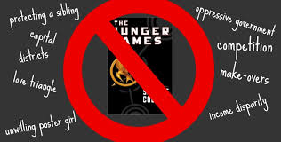 every book is not the hunger games