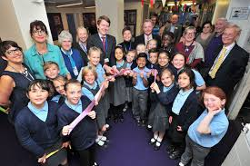 Grand Opening at Perry Wood | Griffin Schools Trust