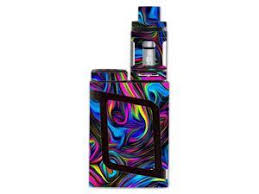 Skin Decal Vinyl Wrap For Smok Alien 220w Tc Vape Mod Stickers Skins Cover Bio Hazard Zombie Newegg Com