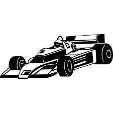 Indy Car Decal Sticker Indy Car Decal Thriftysigns